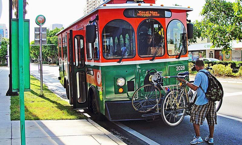 trolley-miam